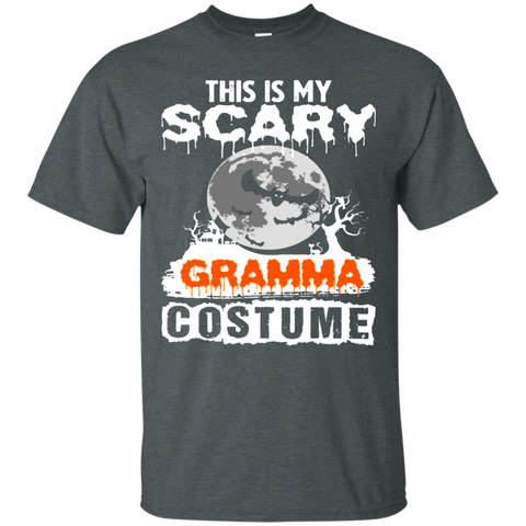 THIS IS MY SCARY GRAMMA COSTUME T-SHIRT