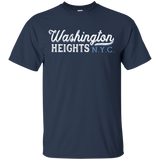 1329 Retro Washington Heights NY TShirt