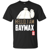 BIG HERO 6 TV SERIES BAYMAX HELLO GRAPHIC T-SHIRT