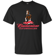Budweiser 'The World Renowned Clydesdales Shirt
