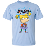 17 NICKELODEON RUGRATS ANGELICA PICKLES POSE T-SHIRT