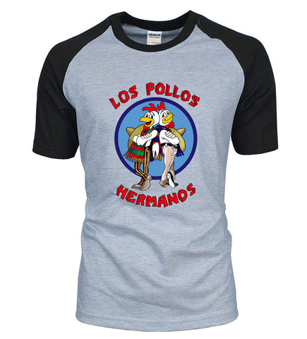 Chicken T-shirt Los Pollos Hermanos Shirt