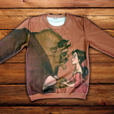 Beauty And The Beast Sweatshirt