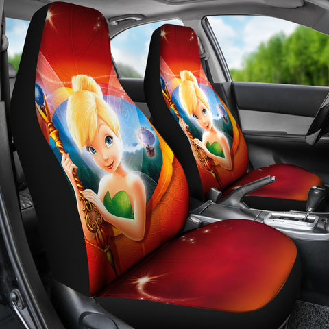 Remarkable Tinkerbell Car Seat Covers Moovie Shop Pabps2019 Chair Design Images Pabps2019Com