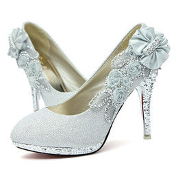 Cinderella High Heels Shoes Women's