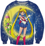 Sailor Moon Princess Sweatshirt