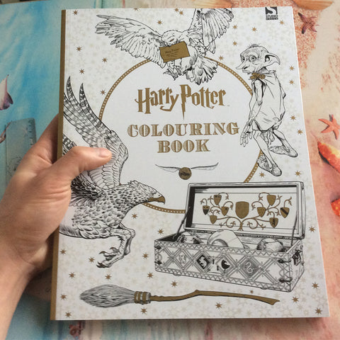 Harry Potter Coloring Book for Adult and Children