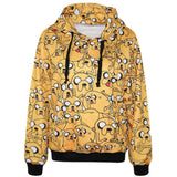 Full of Jake Adventure Time Hoodie