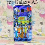 Scooby Doo Hard Transparent Case Cover for Samsung