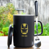 Avengers Heroes Ceramic Creative Coffee Cup