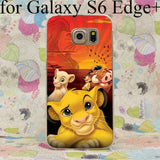 Hakuna Matata Lion King Hard Case Cover for Samsung