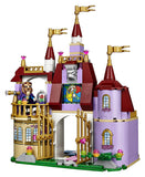 Beauty and The Beast Enchanted Castle Building Blocks Girl Kids Toys