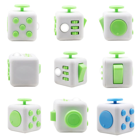 Anxiety Fidget Cube Relieves Stress Adult Kids Toys