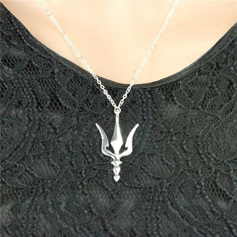 Poseidon Trident Necklace - Pirate Of The Caribbean
