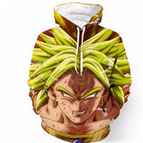 Dragon Ball Printed 3D Hoodies