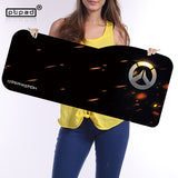 Overwatch Large Mouse Pad Mat  730*330mm