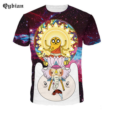 Adventure Time Men T-shirt
