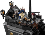 Pirates of The Caribbean Model Set Building Blocks Toys
