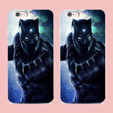 Black Panther Phone Case For iPhone