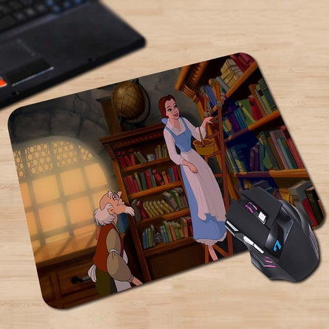 Beauty And The Beast Mousepad
