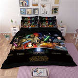 Star Wars 3D Bedding Set