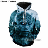 Game of Thrones Hoodies 3D Printing Hooodie
