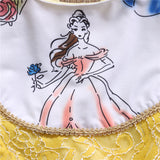 Beauty and The Beast Baby Girl Outfits Jumpsuit