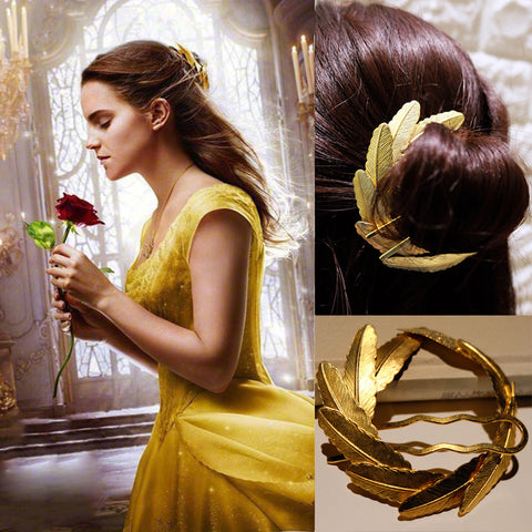 Beauty and the Beast Belle's Hairpin