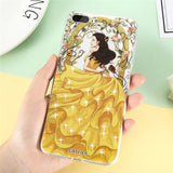Beauty and The Beast Phone Case For iPhone