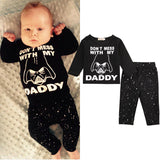 Baby Clothes Cotton Long Sleeve Star Wars
