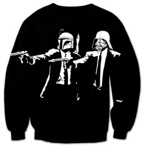 Mob Wars Crewneck Sweatshirts