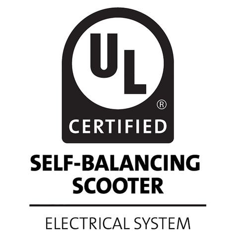 ul certified products at moto scooters