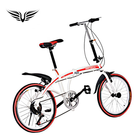 MB75 Carbon Steel Foldable Bike