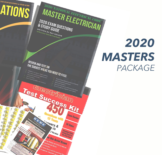 2020 NEC master book package