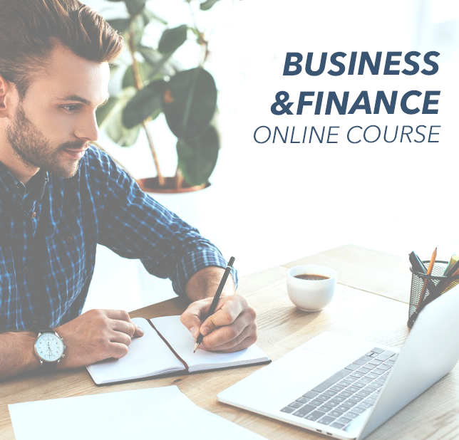 Buesiness And finance Online course