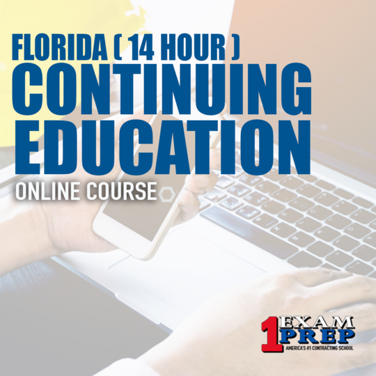 Palm Beach 14 Hour Continuing Education - Onsite