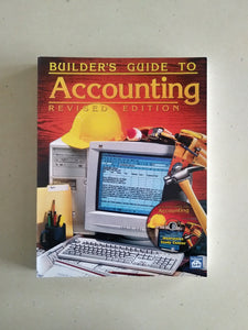 Builder's Guide to Accounting Revised - 10th Printing Book