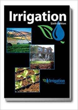 Irrigation, 6th Ed., 2011