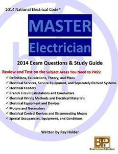 Enjoyable Ray Holders Master Electrician Exam Questions And Study Guide 2014 Wiring Digital Resources Remcakbiperorg