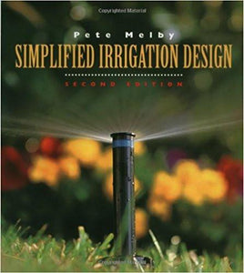 Simplified Irrigation Design, 1995, Pete Melby