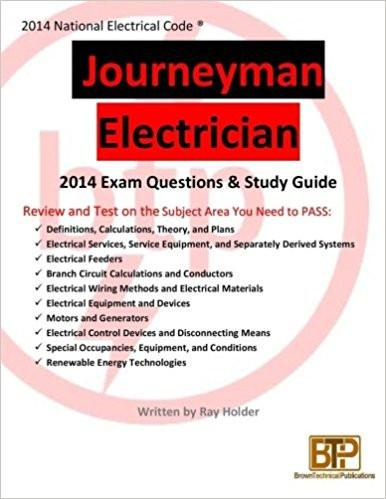 2014 journeyman electrician study guide one exam prep rh 1examprep com electrician study guide book electrician study guide book