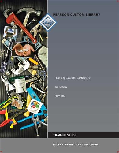 Plumbing Basics for Contractors, 3rd Edition