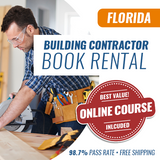 Florida General, Building and Residential Contractor Exam - Contract Administration & Project Management (Book Rental)