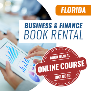 Florida Business and Finance Exam Book Rental
