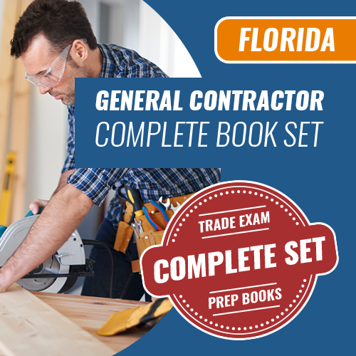 Florida General Contractor Complete Book Set