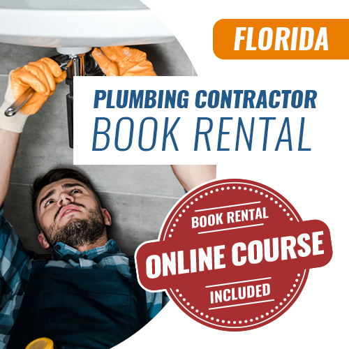 Florida Plumbing Contractor License Book Rental