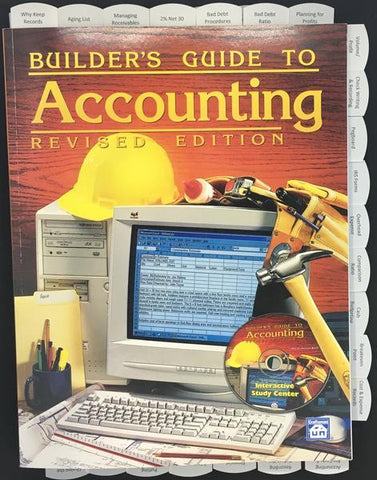 Highlighted and Tabbed Builder's Guide to Accounting Revised - 10th Printing [Highlighted and Tabbed]