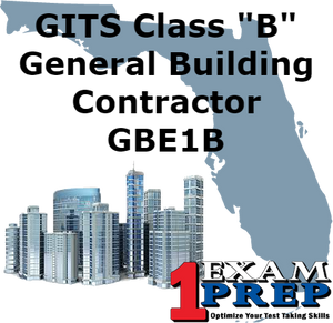 "GITS Class ""B"" General Building Contractor (or Building Contractor) - GBE1B"