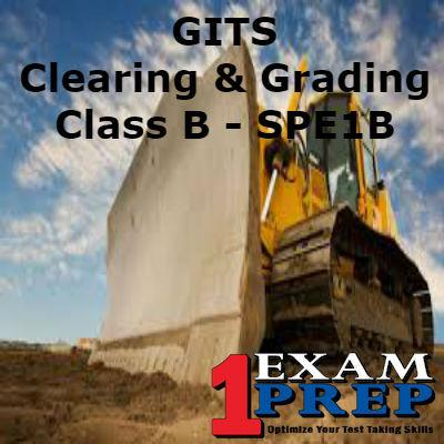 GITS Clearing and Grading - Class B - SPE1B