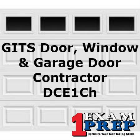 GITS Door, Window, and Garage Door Contractor - DCE1Ch